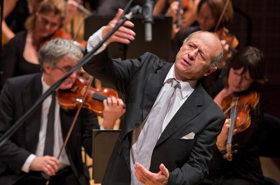 Iván Fischer à Lucerne © Lucerne Festival/Georg Anderhub