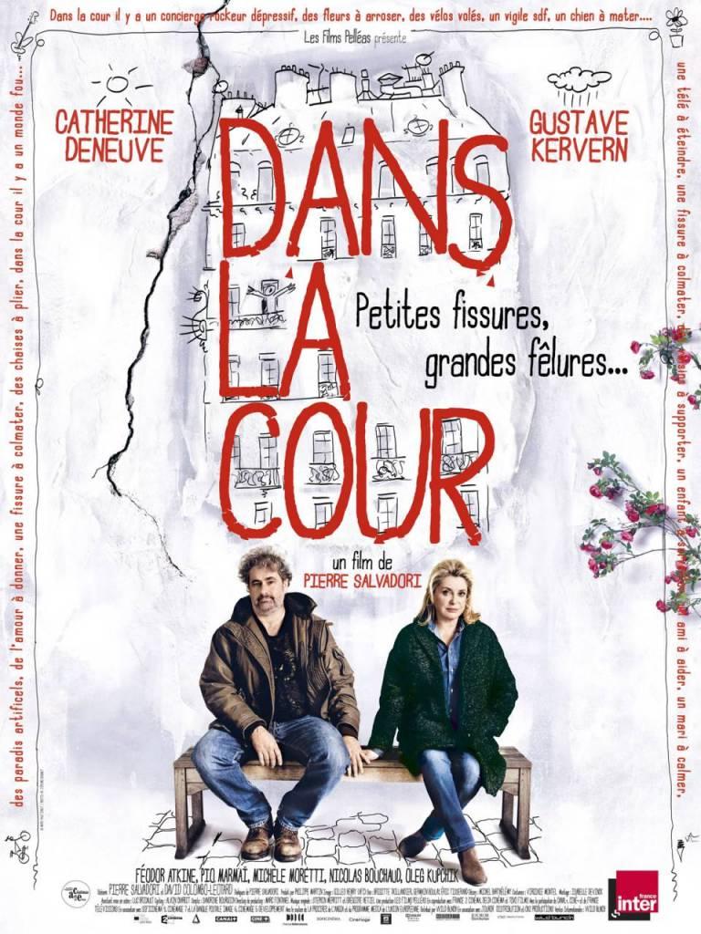 « Dans la cour », un film de Pierre Salvadori