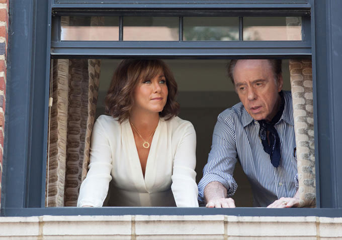 Broadway Therapy - Jennifer Aniston et Peter Bogdanovich