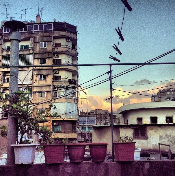 Beyrouth par David Habchy