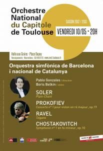 10 mai orchestre Capitole