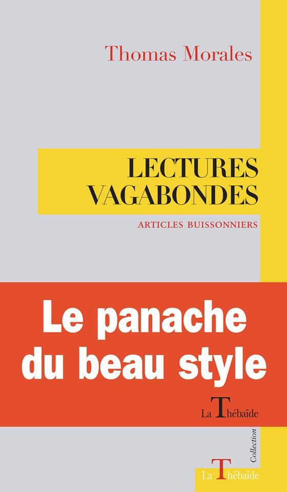 Lectures vagabondes, éditions La Thébaïde