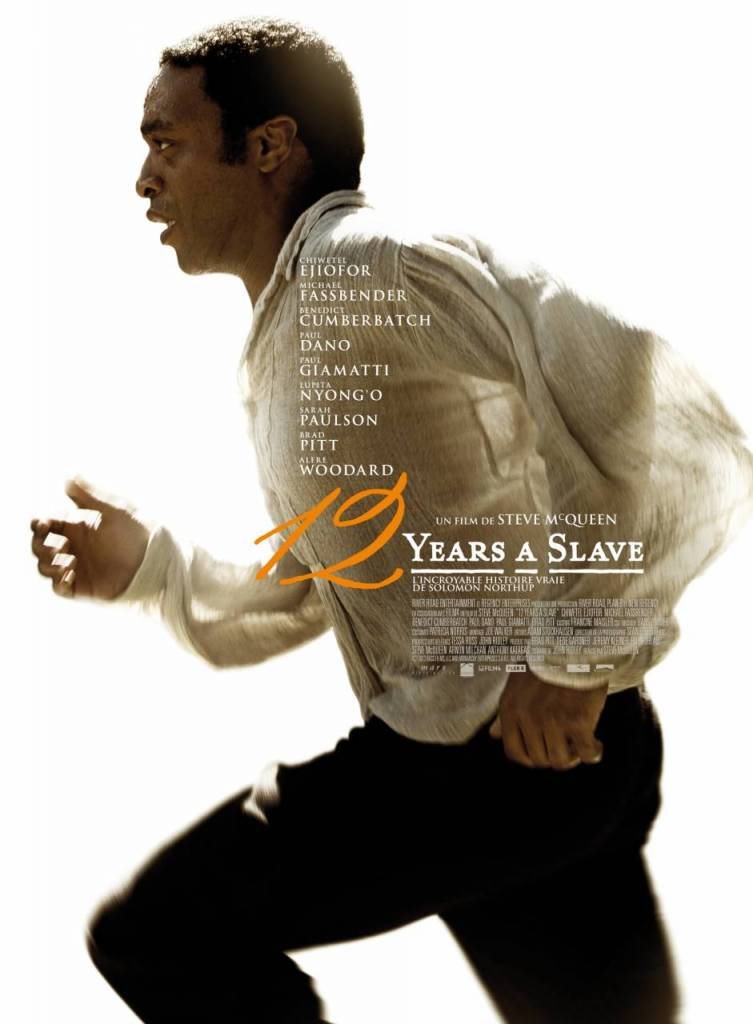 12 years a slave , un film de Steve McQueen