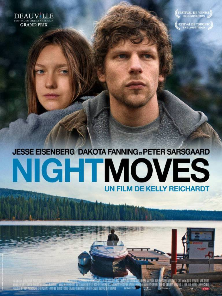 « Night moves », un film de Kelly Reichardt