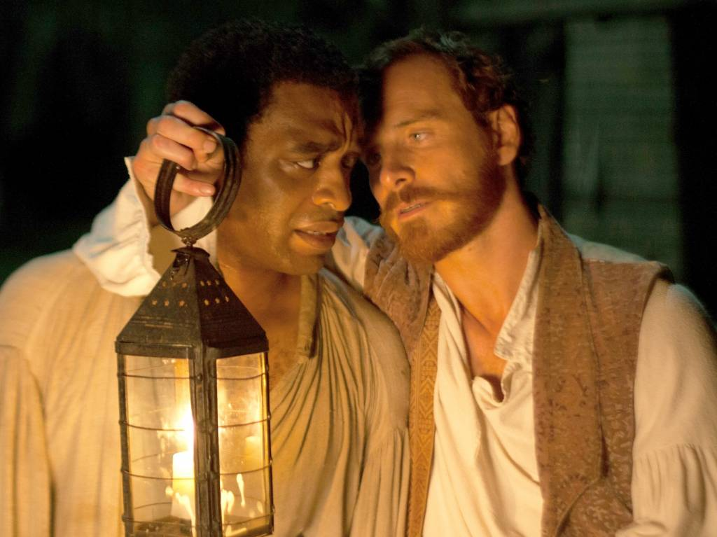 Chiwetel Ejiofor /  Michael Fassbender - 12 years a slave