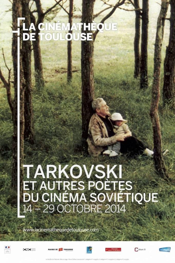 Cycle Tarkovski - Cinémathèque de Toulouse
