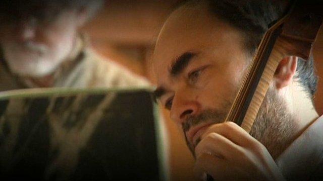 violoncelliste Christophe Coin