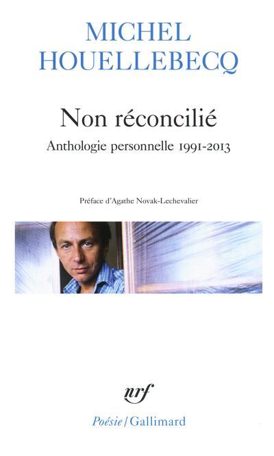 Non réconcilié, Poésie / Gallimard