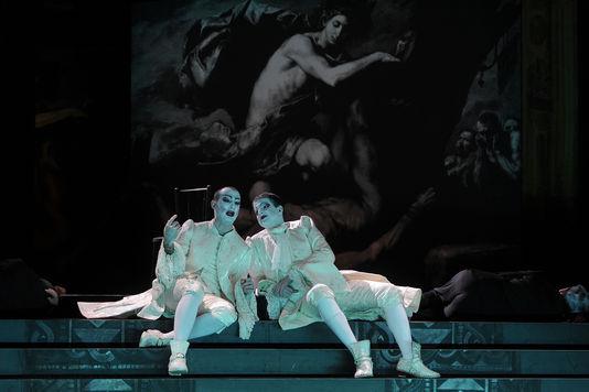 Artaserse © Opéra national de Lorraine