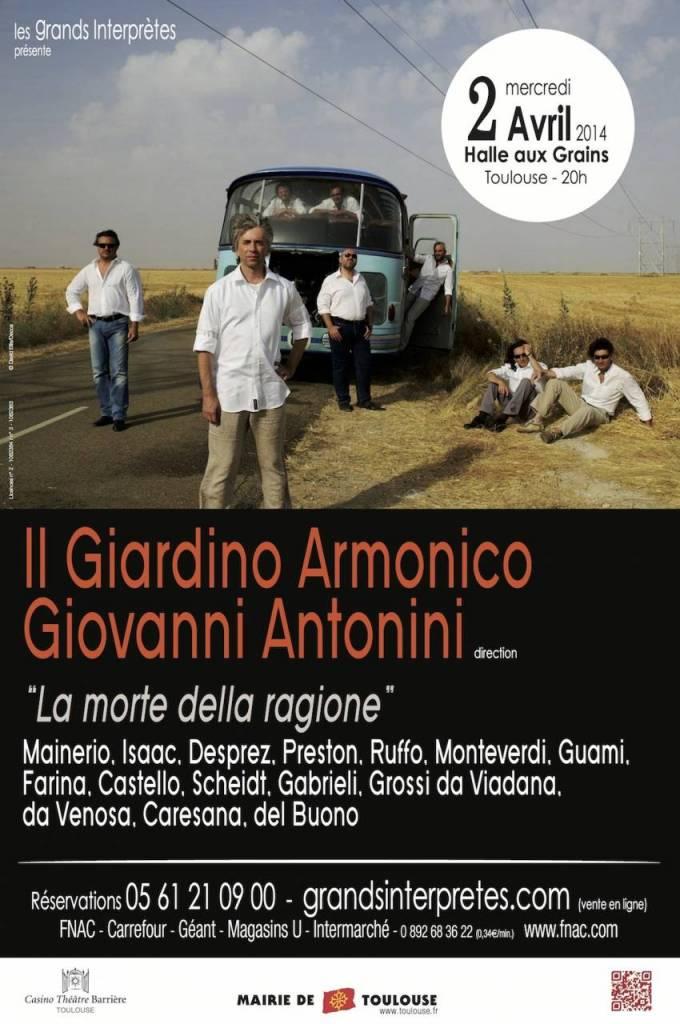 Il Giardino Armonico- Giovanni Antonini