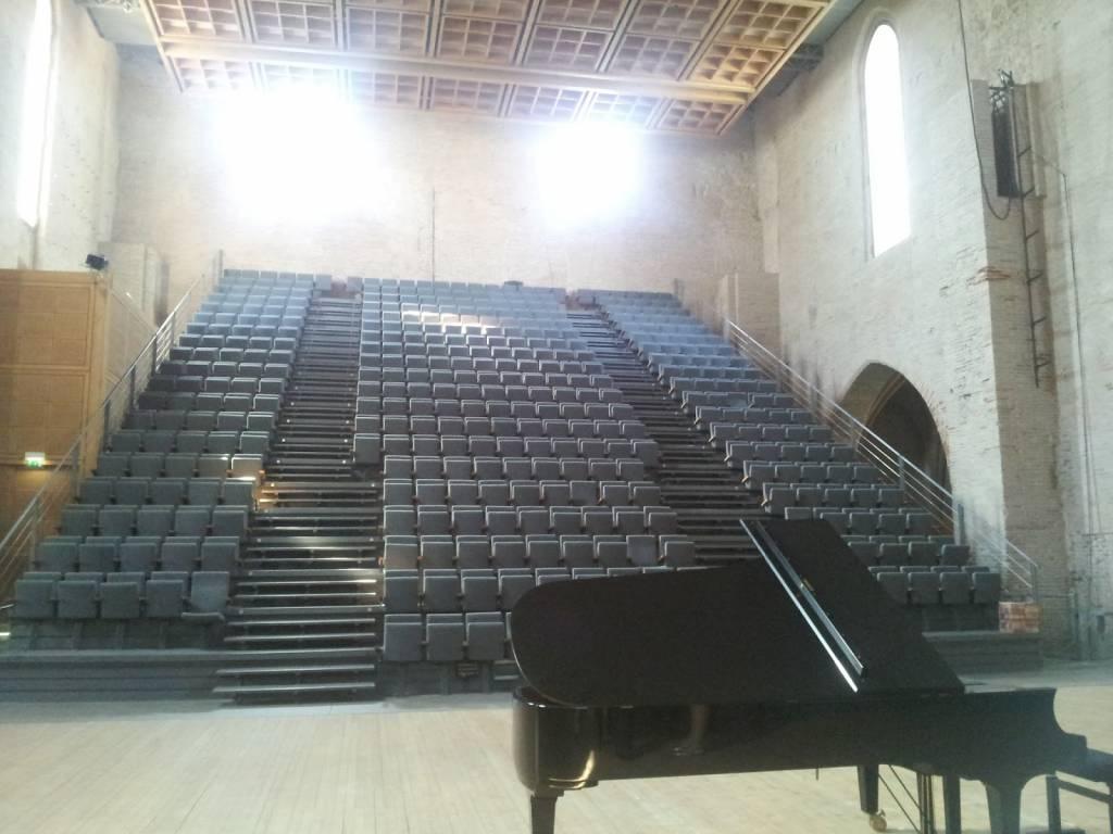 Toulouse, Piano aux Jacobins, la salle Saint-Pierre-des-Cuisines © Bruno Serrou