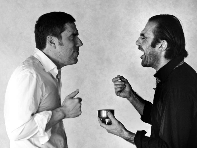 Denis Rey et Olivier Jeannelle © Benoît Chatellier