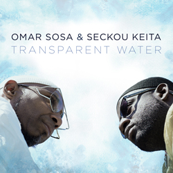 Transparent waters album cover