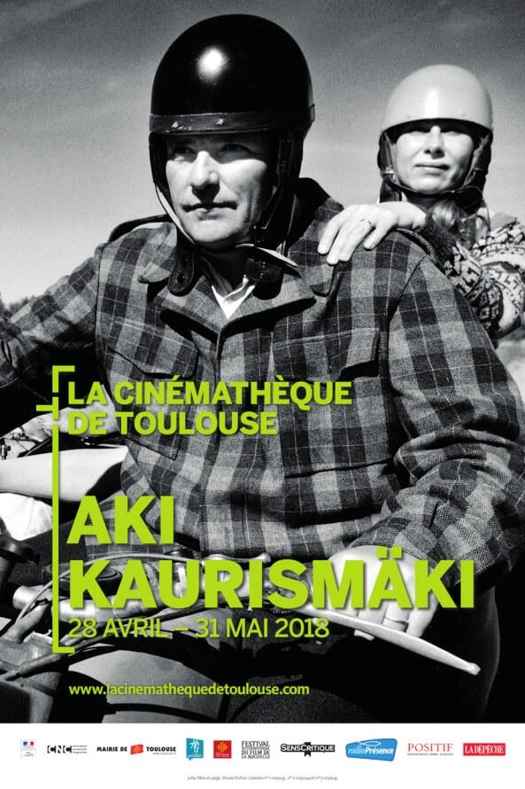 Affiche Aki Kaurismaki