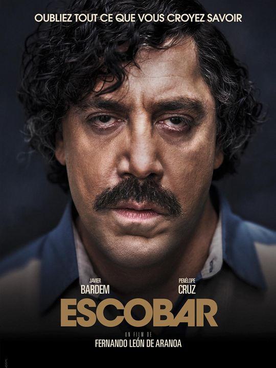 Escobar Affiche