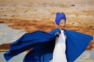 Fatoumata Diawara©Aida Muluneh