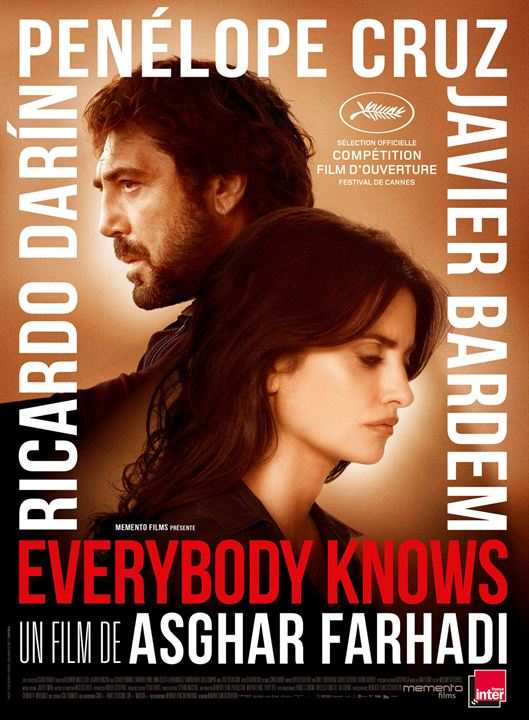 Everybody Knows Affiche