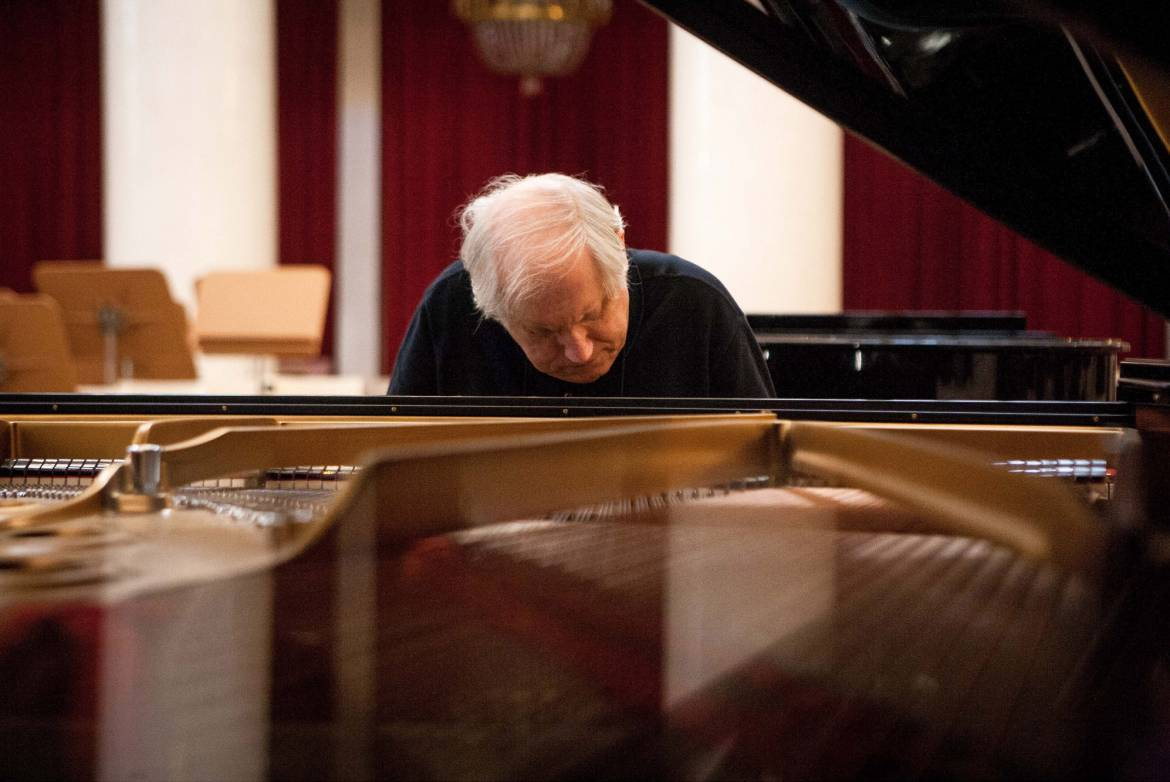 Grigory Sokolov © Mary Slepkova