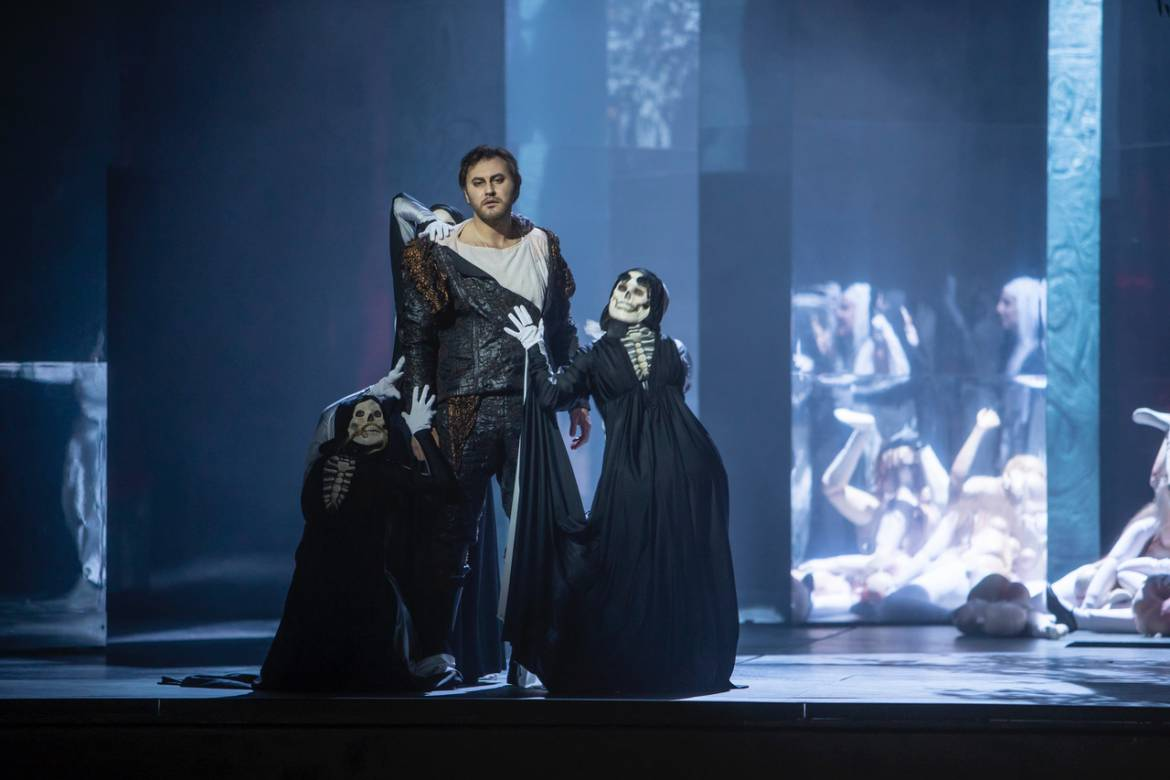 Macbeth Theatre Du Capitole