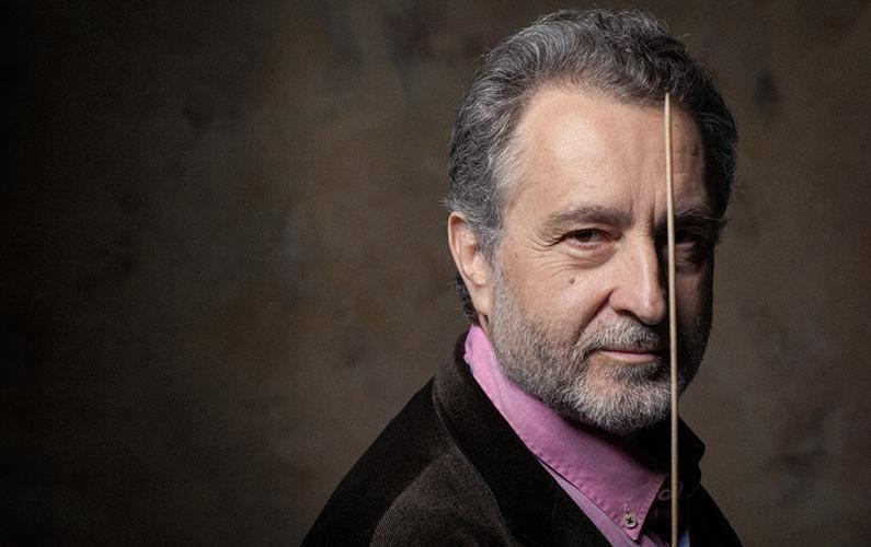 Le chef d'orchestre catalan Josep Pons