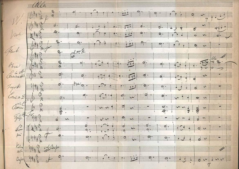 Symphonie Inachevee