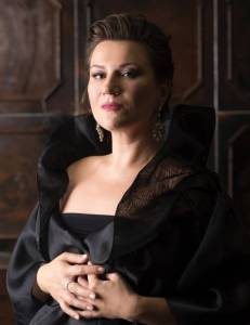 Ekaterina Gubanova © Alexander Karnaushenko