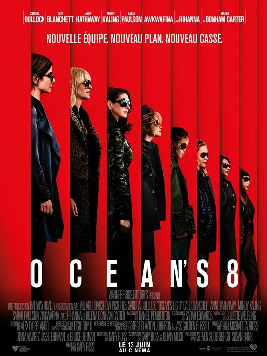 Oceans 8 Affiche