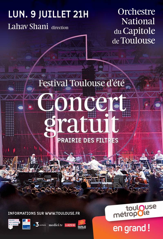Orchestre Capitole Gratuit