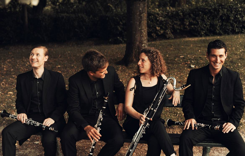 Quatuor Anches Hantées © Romain Serrano