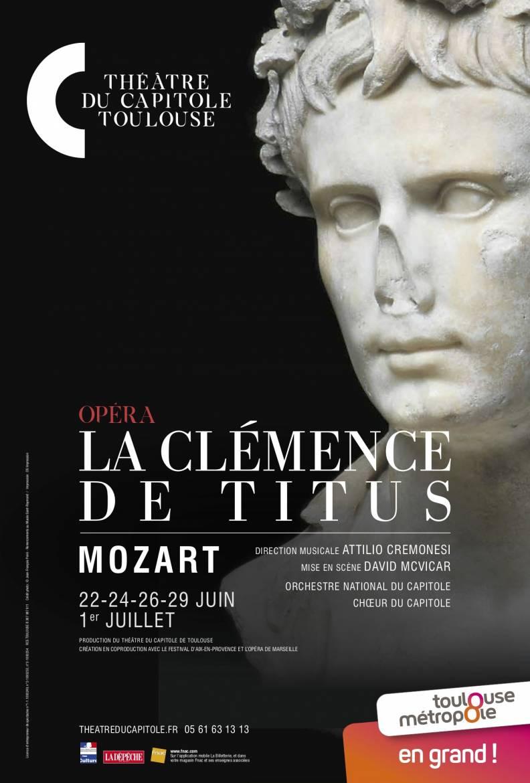 Theatre Du Capitole Titus