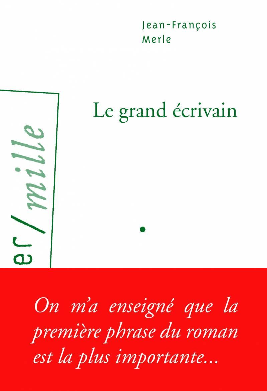 Grand Ecrivain