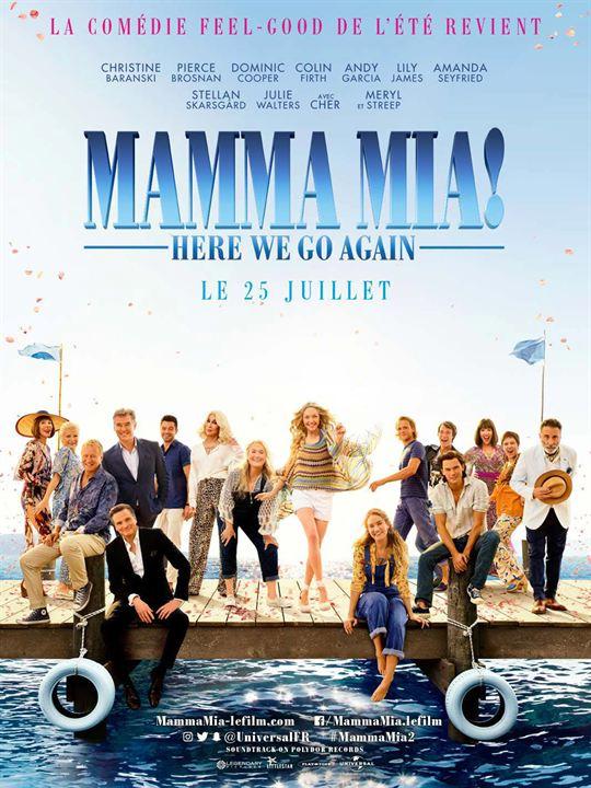 Mamma Mia Affiche