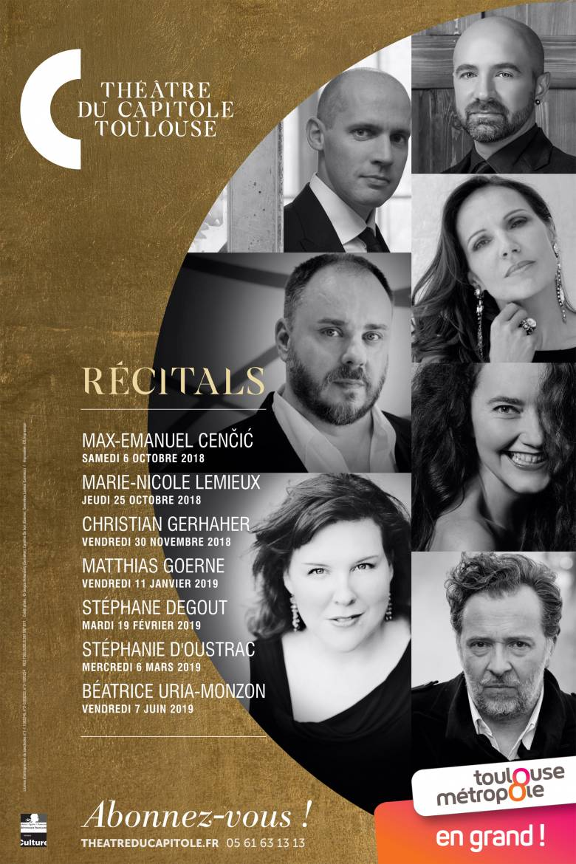 Theatre Du Capitole Recitals