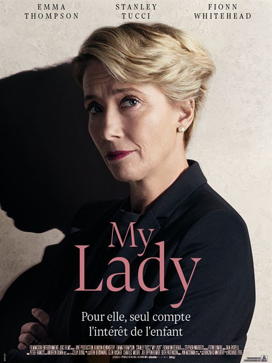 My Lady Affiche
