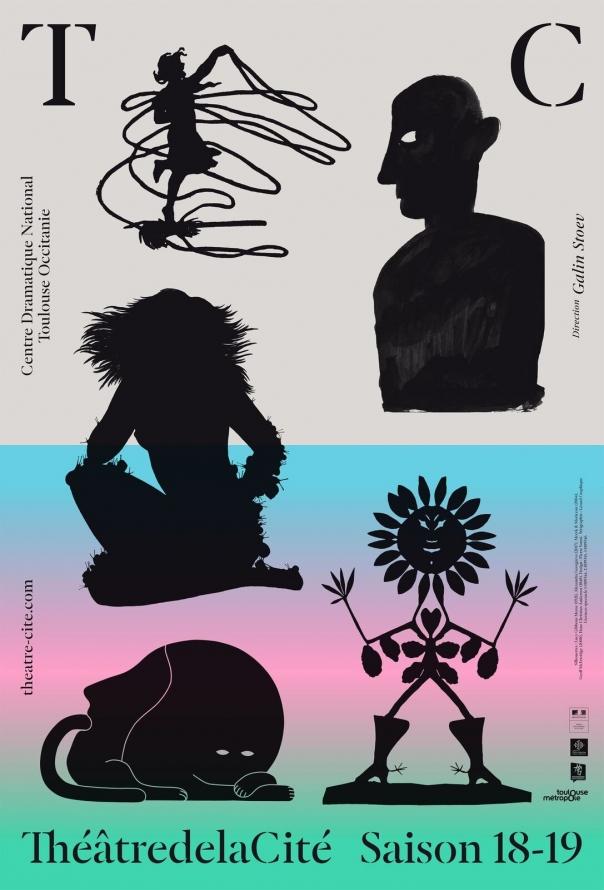 Affiche Theatredelacite
