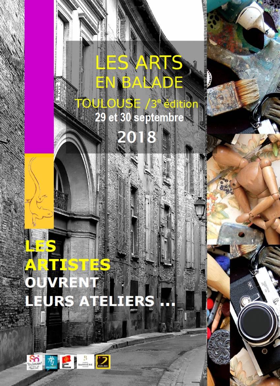 Arts En Balade Affiche