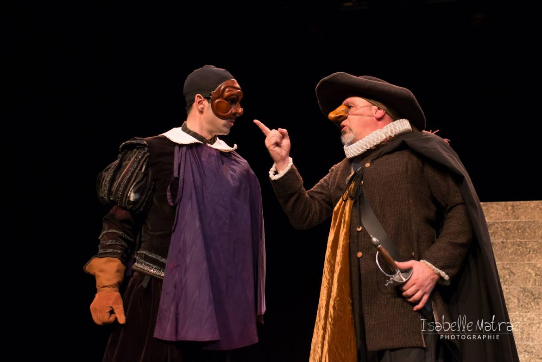 Cyrano de Bergerac © Isabelle Matras
