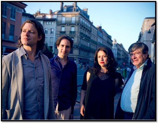 David Fray, Emmanuel Christien, Audrey Vigoureux et Jacques Rouvier