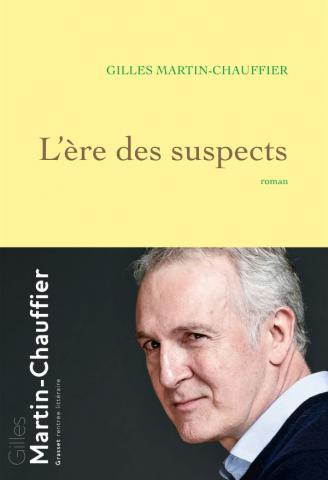 Gilles Martin Chauffier Grasset