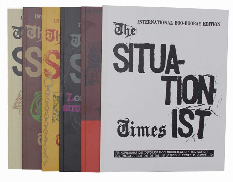 © Jacqueline de JongThe Situationist Times