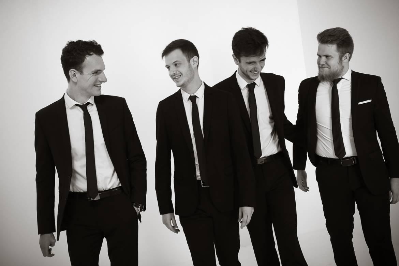 Quatuor Bergamasque © Denis Chaltiel