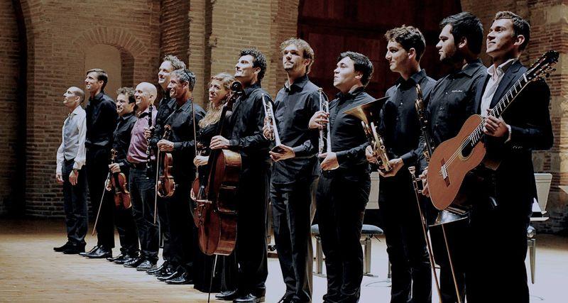 """Les participants au premier """"Rendez-vous musical"""" de 2017"""