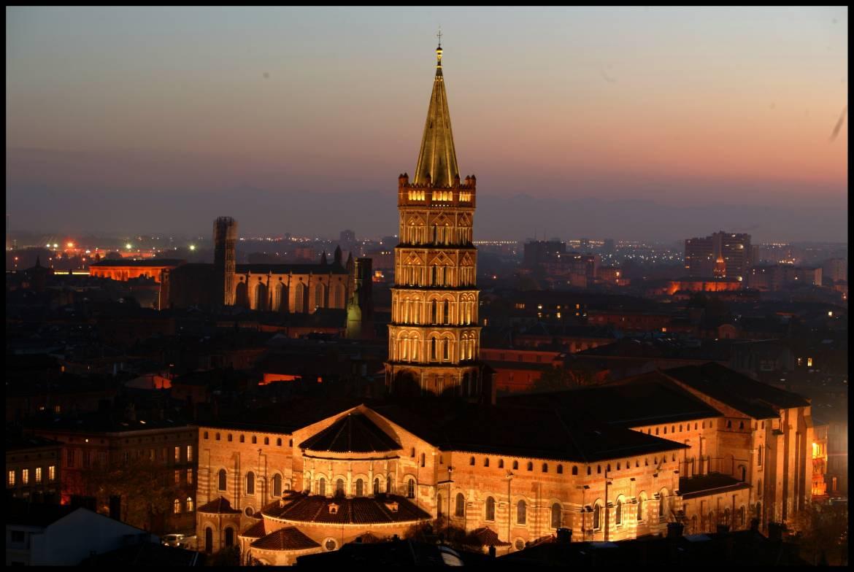 Basilique Saint-Sernin © Patrice Nin