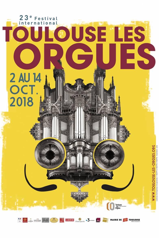 Toulouse Les Orgues 2018
