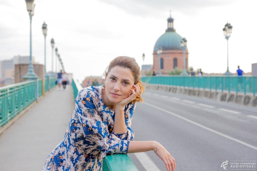 Barbara Lennie, par Esther Piedrabuena