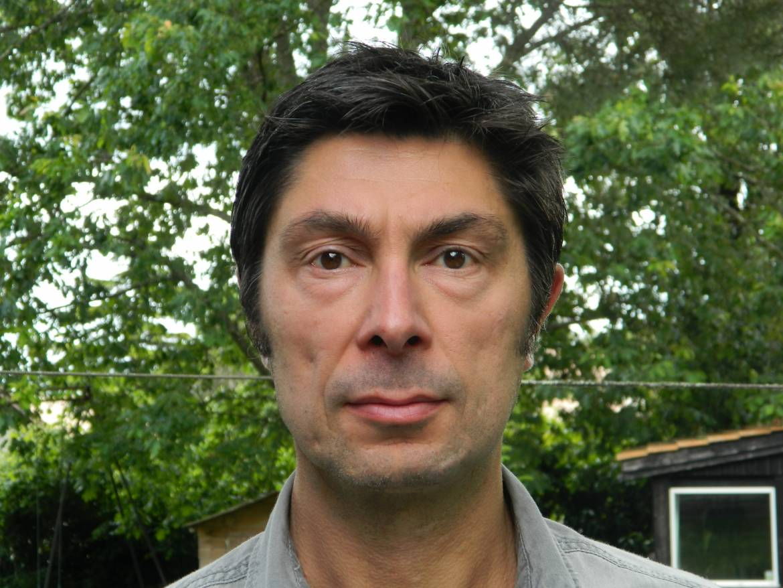 Eric Chauvier © Claire Lété