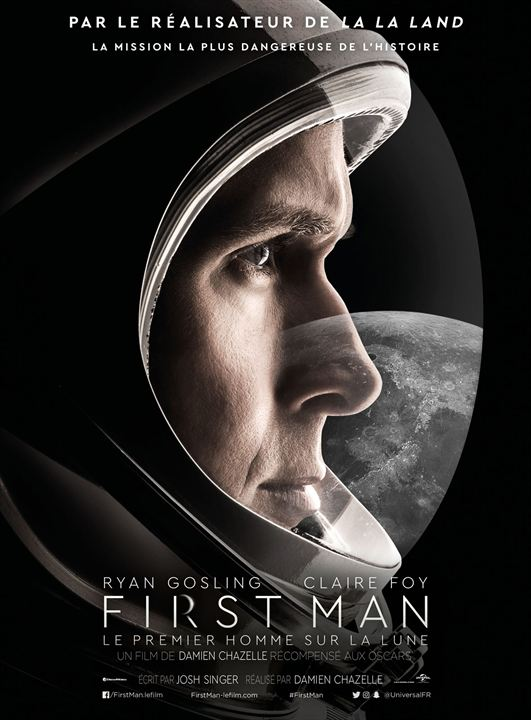 First Man Affiche