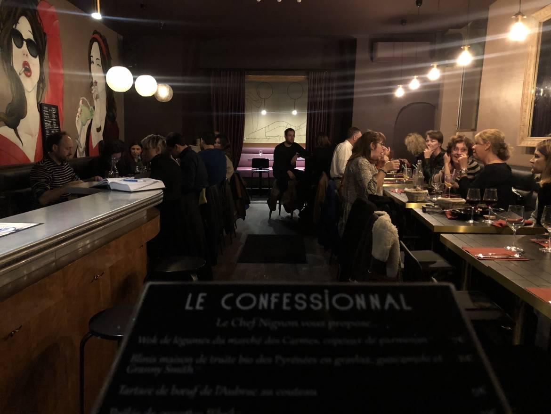 Le Confessional Restaurant