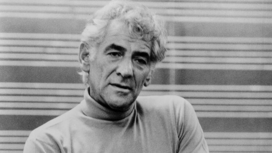 Leonard Bernstein © Paul de Hueck