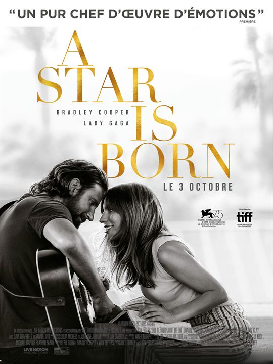 Star Is Born Affiche